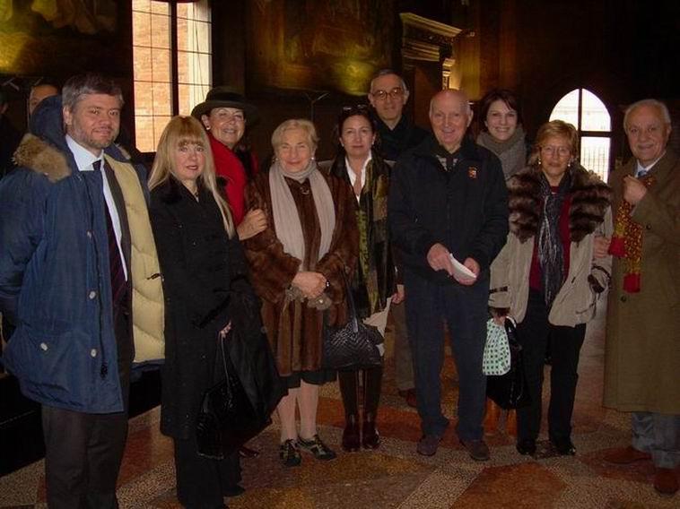 Incontro in sala Farnese a Bologna sul testamento biologico e registro comunale relativo, 18 gennaio 2010: Ilaria Giorgetti, Eugenia Roccella e Romano Magrini.