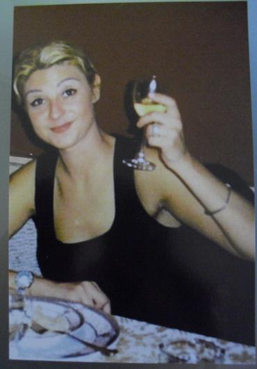 La nostra nuova amica Barbara in stato vegetativo dal 1998 : Barbara prima dell'incidente nell'estate del 1998 a 25 anni.