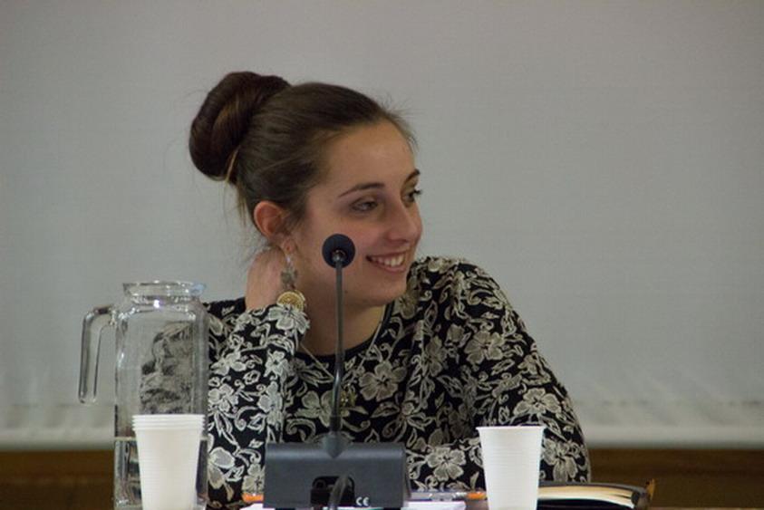 Venerdì 27 febbraio 2015 Pesaro - Presentazione del libro ''L'amore basta?''. Eleonora Gregori Ferri (Autrice del libro)