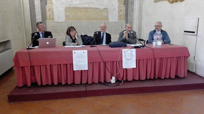 25 febbraio 2017 Dibattito Progetto di Legge sul Fine Vita. I relatori.
