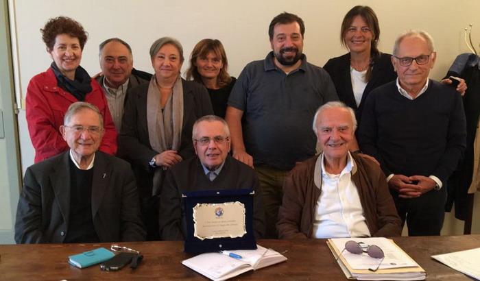 Il Consiglio Direttivo dell'Associazione.